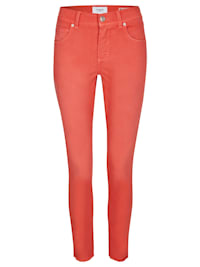 Jeans 'Ornella Glamour' mit Schmucksteinen