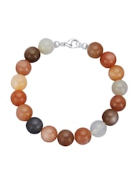 Bracelet de perles de lune