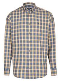 Baumwoll-Hemd im stilvollen Casual-Look