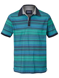 Polo à col chemise