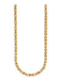 Königskette in Gelbgold 750