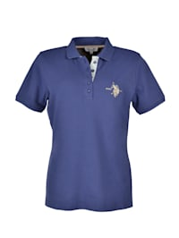 Poloshirt Polo Fashion Label-Details