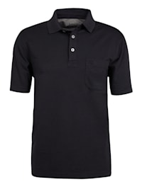 Poloshirt in Soft-Knit