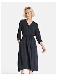 Lockeres Blusenkleid