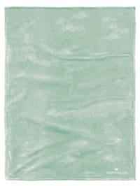 Angorina fleece plaid