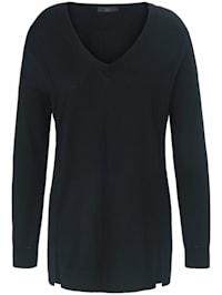 Pullover in legerem Schnitt