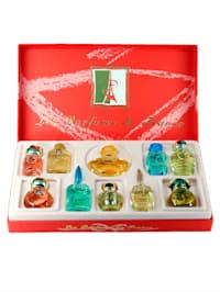 Parfüm-Miniaturen Set