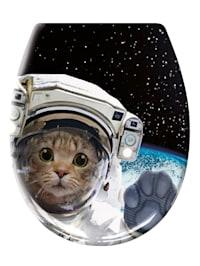 Toiletbril Cosmo Cat