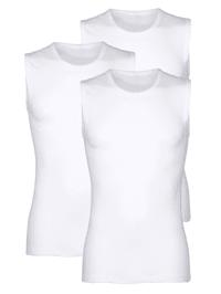 Ärmlösa undertröjor i märkeskvalitet