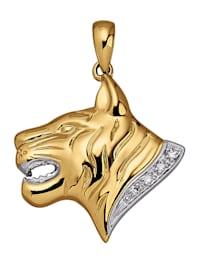 Hänge i guld 14 k