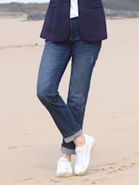 Jeans in used Optik