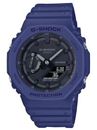 G-Shock Classic AnaDigi Herrenuhr Blau/Schwarz