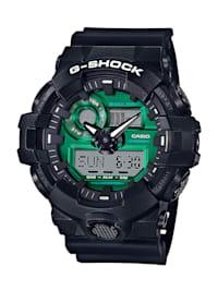 G-Shock The Origin Herrenuhr Schwarz/Grün