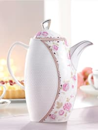 Cafetière en porcelaine, 1,5 litre