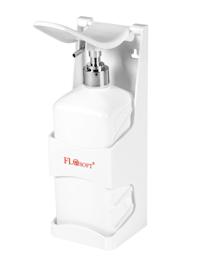 Distributeur de désinfectant, rechargeable, capacité 1 litre