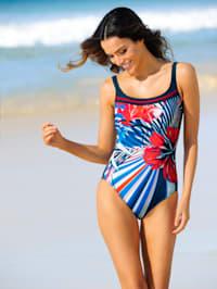 Badeanzug für Brustprothesen geeignet