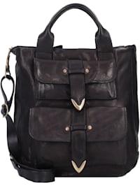 Shopper Tasche Leder 28 cm