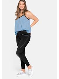"Jeans Slim fit ""Susanne"" in ultra flexibler Qualität"