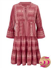 Tunikakleid mit Boho-Muster, Jubiläumskollektion