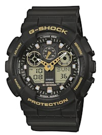 Herrenuhr-Chronograph G-Shock Original GA-100GBX-1A9ER
