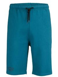 Shorts med litet tryck