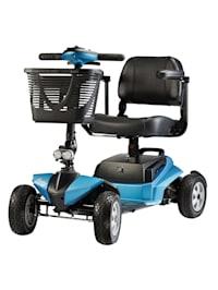 Elektro-Mini-Scooter 6 km/h mit Licht (Reichweite ca. 21km)