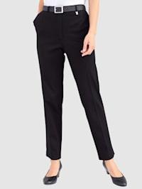 Pantalon coupe Frieda straight