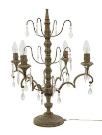 Lampe chandelier