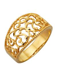 Naisten sormus 925-hopeaa