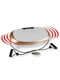VITALmaxx Ganzkörper-Vibrationstrainer mit Expanderbändern