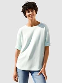 Sweatshirt in tollen Farben