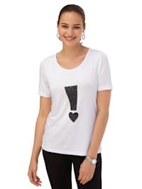 Shirt met bijzonder motief