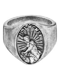 Ring 925/- Sterling Silber Mattiert 925/- Sterling Silber