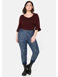 Sheego Wende-Jeans