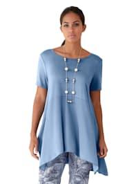 Pitkä epäsymmetrinen paita