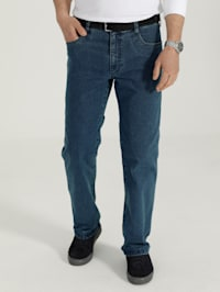 Thermojeans met warme voering