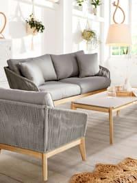 2-Sitzer Loungecouch 'Samos'