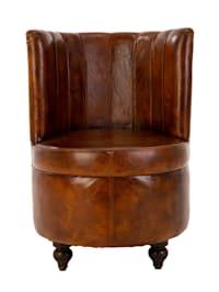 Leder-Sessel