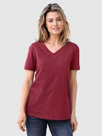 T-shirt en Cotton made in Africa