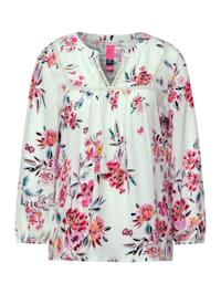 Shirt im Tunika Style