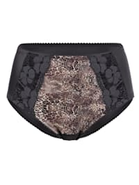 Briefs made from soft microfibres