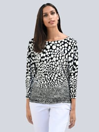 Pull-over de style actuel