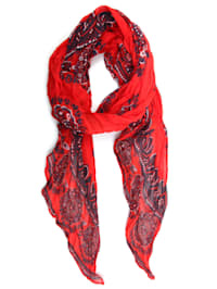 Italienischer Schal Viviane Made in Italy