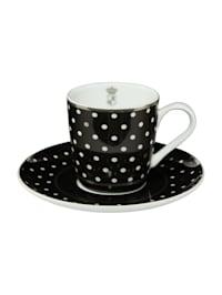 Espressotasse Maja von Hohenzollern - Design Dots