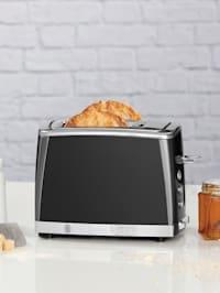 2-Scheiben Toaster 'Matte Black - 26150-56'