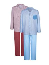 Pyjamas i 2-pack