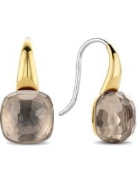 Ti Sento - Milano Damen-Ohrhänger 925er Silber Stein