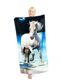 Strandlaken White Horse