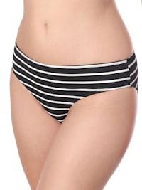 Bikini Slip BLACK ELATON