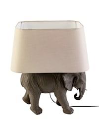 Tischleuchte, Elephant